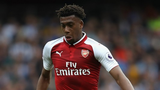 Image result for Arsenal were unlucky against Manchester City – Alex Iwobi