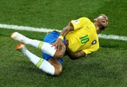neymar acting