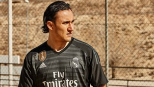 Keylor Navas Real Madrid New Kit 18-19