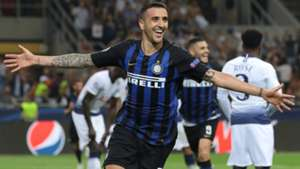 Vecino Inter Tottenham Champions League