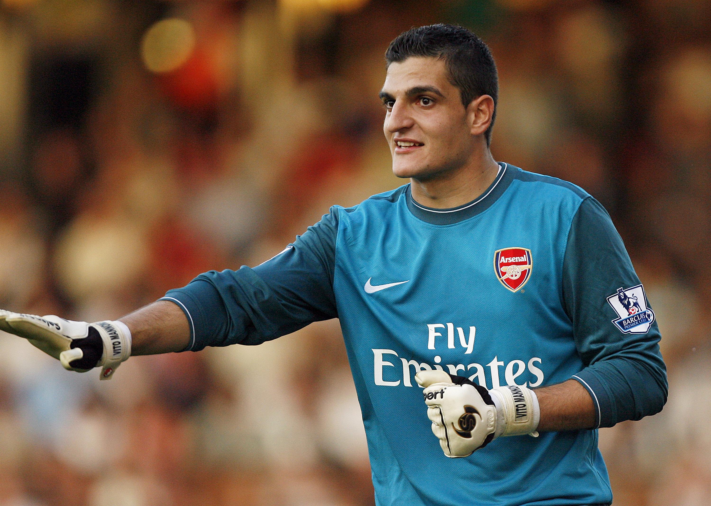 Vito Mannone Arsenal 2009