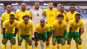 South Africa's Bafana Bafana