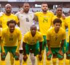 VIDEO: Bafana training and swimming