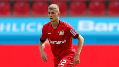 Daley Sinkgraven Bayer Leverkusen