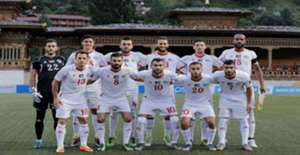 palestine team