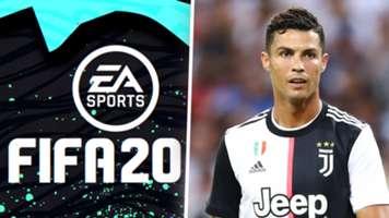 FIFA 20 Juventus Piemonte Calcio Ronaldo