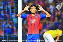 Syafiq Ahmad, Johor Darul Ta'zim, Malaysia Super League, 08022019