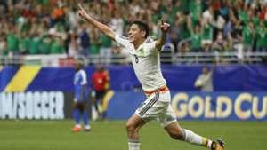 Edson Alvarez Mexico Gold Cup