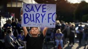 Bury given short-term lifeline as EFL grants extension for takeover of League One club