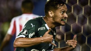 Gustavo Scarpa Junior Barranquilla Palmeiras Copa Sudamericana 06032019