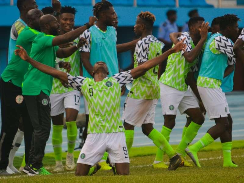 Nigeria U23 4 Libya U23 0 [agg 4-2]: Victor Osimhen's hat-trick seals Nigeria's U23 Afcon spot
