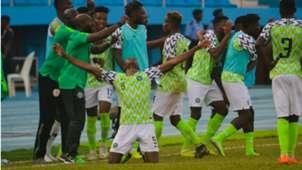 Victor Osimhen - Nigeria U23 vs. Libya U23