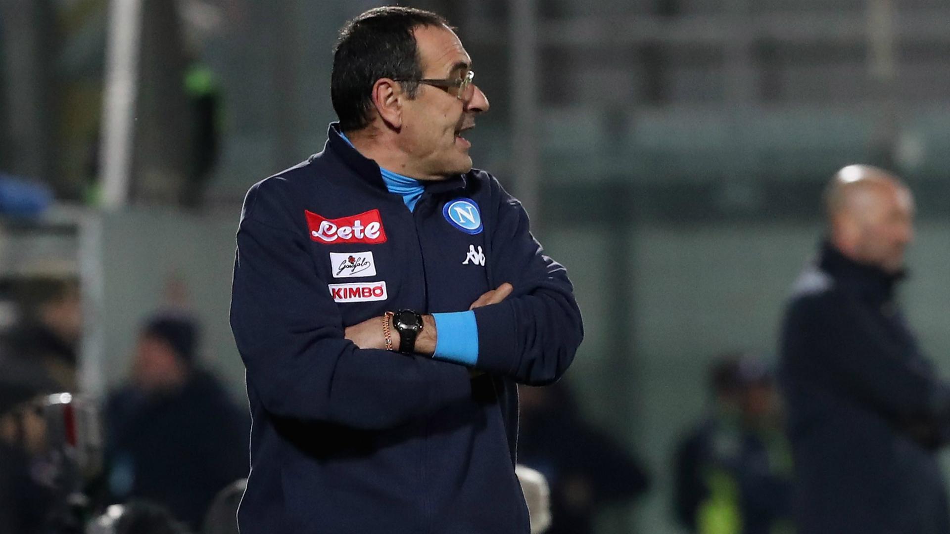 Crotone-Napoli 0-1: la squadra di Sarri è campione d'inverno