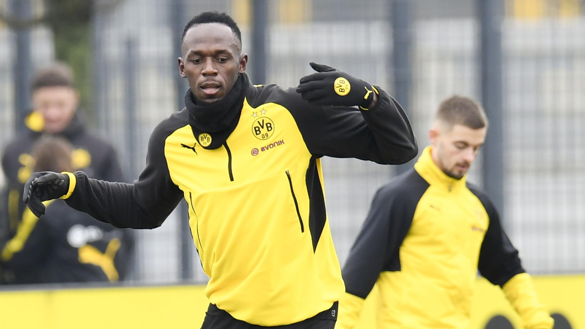 Allemagne: Usain Bolt va s'entraîner vendredi avec Dortmund