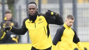 Usain Bolt Borussia Dortmund 23032018