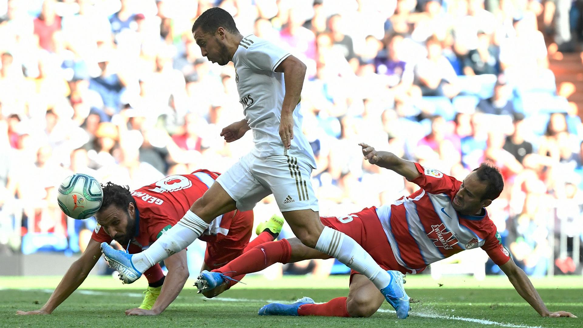 Hazard Real Madrid Granada 05102019