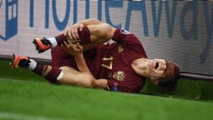 Oleg Shatov Russia Slovakia Group B Euro 2016