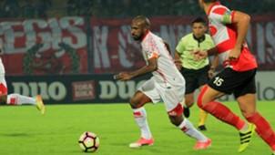 Boaz Solossa - Persipura Jayapura & Madura United Pekan Kesepuluh