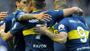 Boca Superliga Argentina 2017