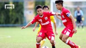 U21 Hà Nội U21 B.Bình Dương Giải U21 Báo Thanh Niên 2018