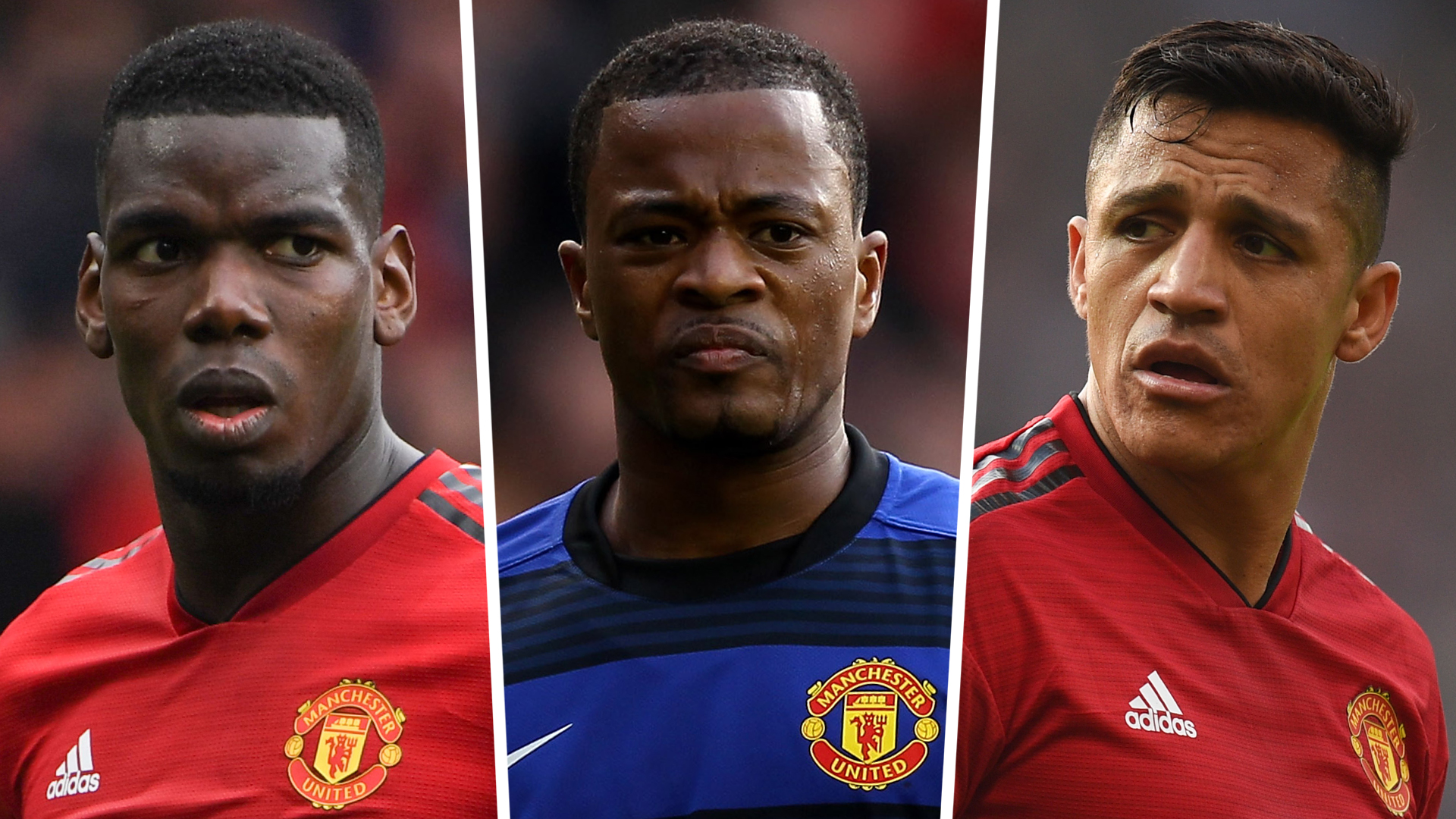 9770a5fb2 Evra expects Pogba to leave Man Utd   suggests Alexis only joined for the  money