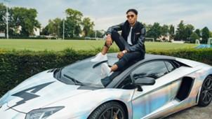 Aubameyang Lamborghini