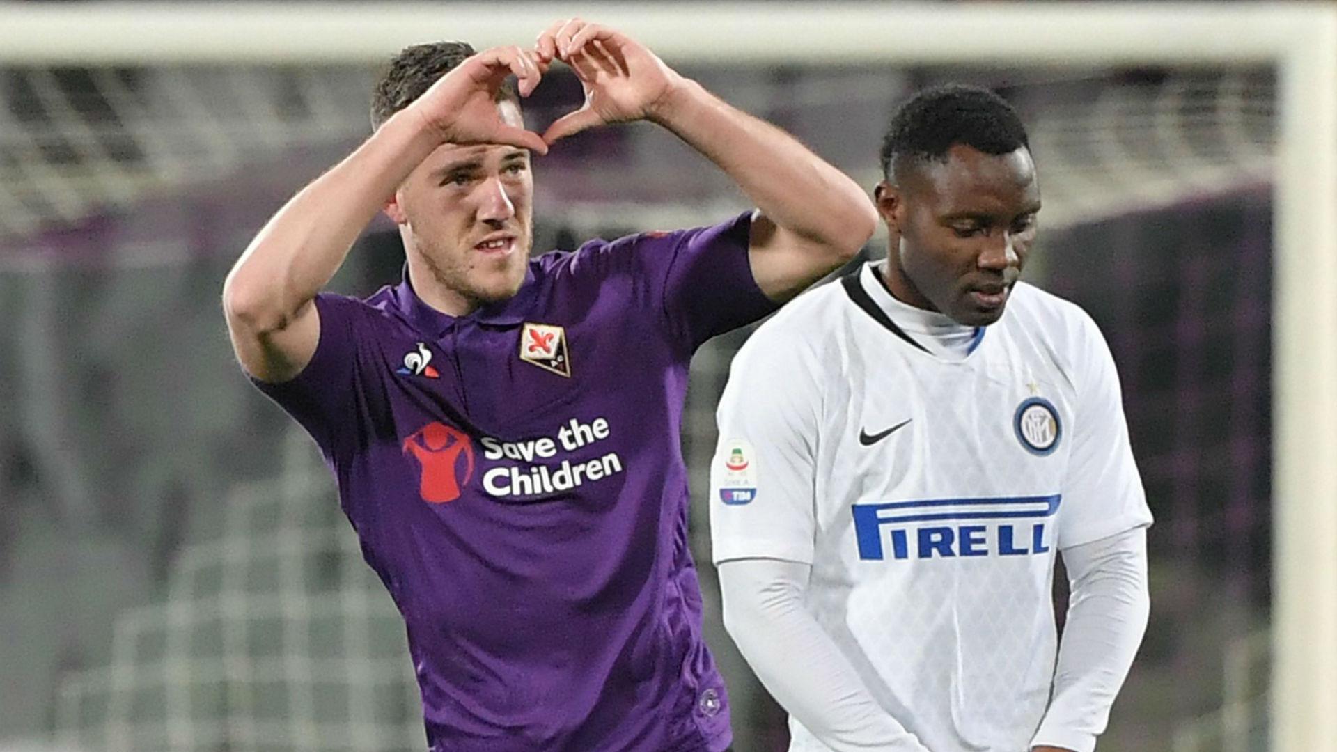 Veretout Fiorentina Inter Serie A