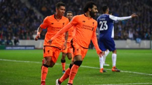 Mohammed Salah FC Liverpool Champions League 14022018