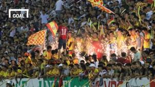 Nam Định Hà Nội FC Vòng 8 V.League 2018