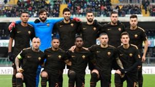 Roma, Serie A, 10122017