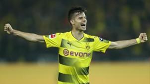 Julian Weigl, Borussia Dortmund, 17/18