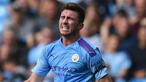 Laporte set for six months on the sidelines but Man City boss Guardiola remains positive