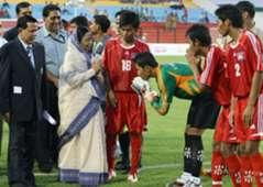 India vs Cambodia Nehru Cup 2007