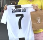 How much is Ronaldo's Juventus shirt?