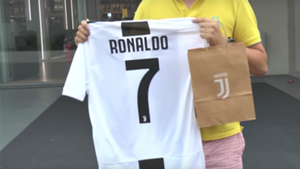 0e0755755 How much is Cristiano Ronaldo s Juventus shirt