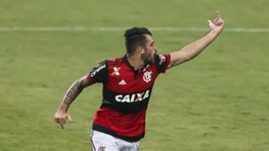 Felipe Vizeu Flamengo Corinthians Brasileirão 20 11 2017