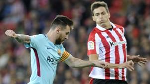 Lionel Messi, Ander Iturraspe, Barcelona, Atletic Bilbao