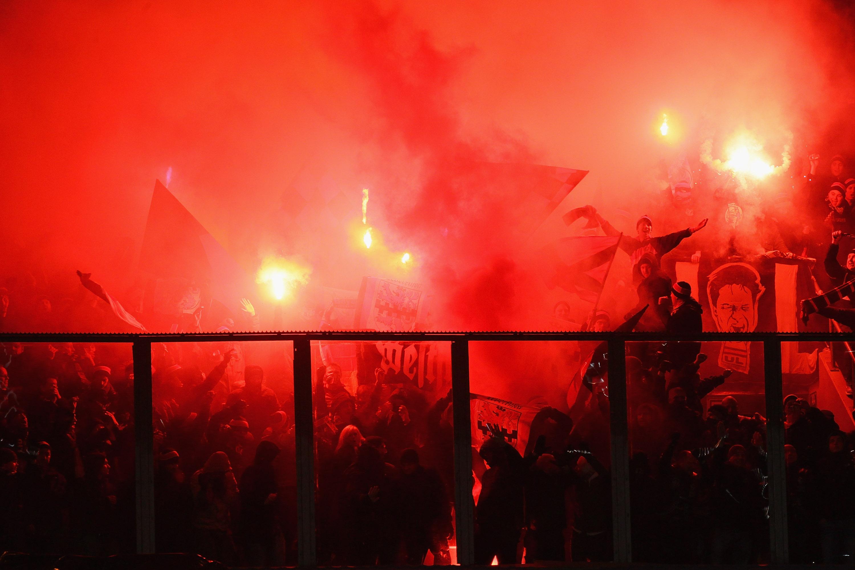 Crowd flare