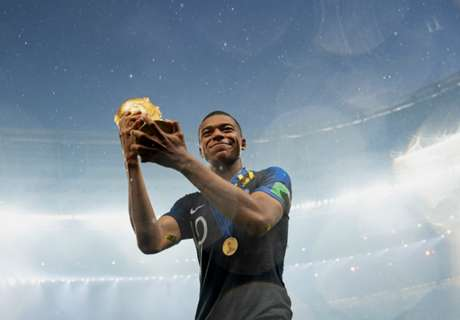 Best moments of the 2018 World Cup final