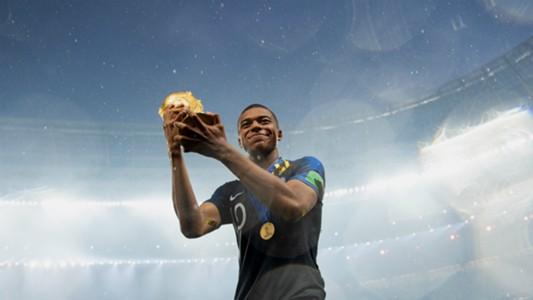 Kylian Mbappe World Cup