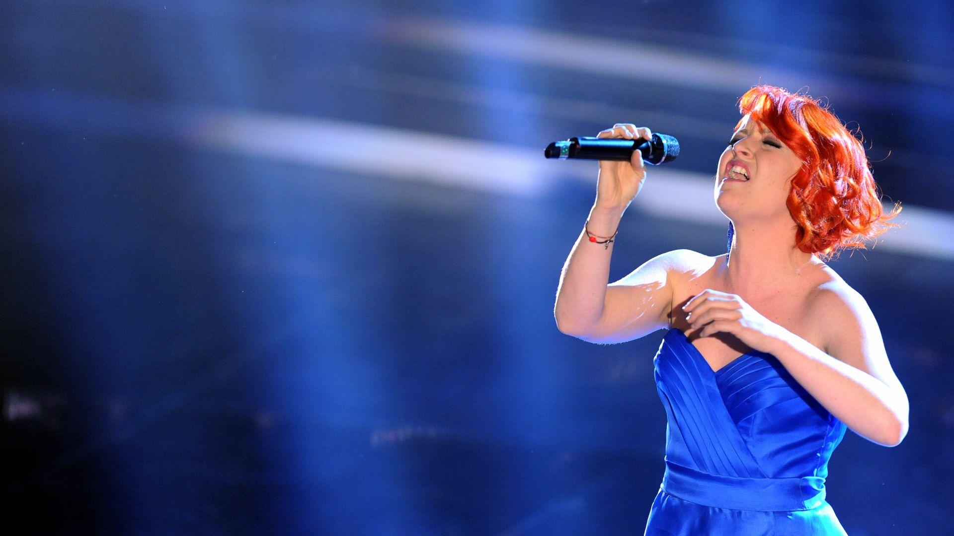 Noemi apre Juve-Milan: canterà l'inno di Mameli all'Olimpico