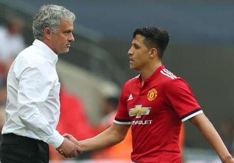 Mourinho gives Alexis same challenge as Pogba