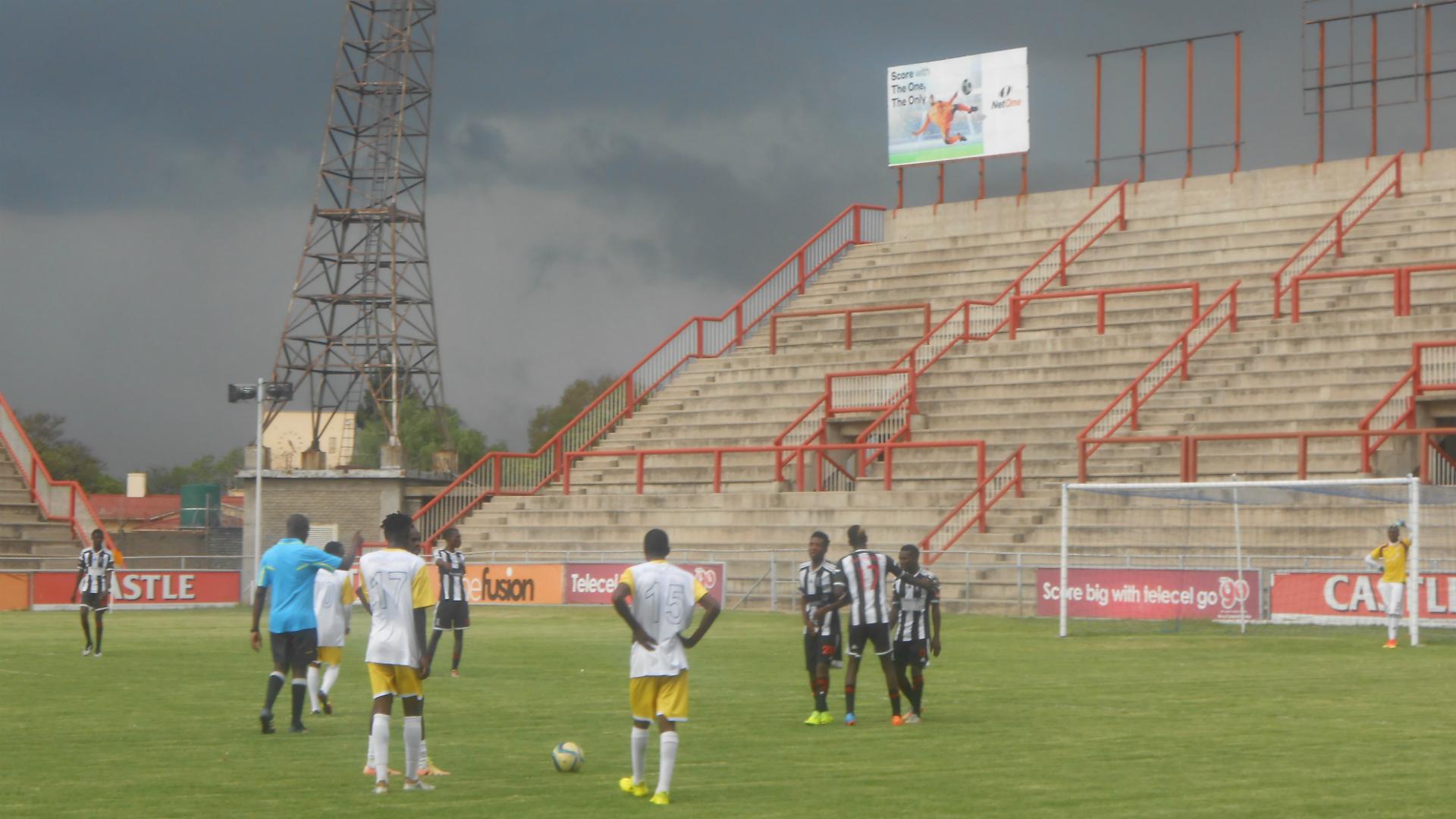 Matabeleland match