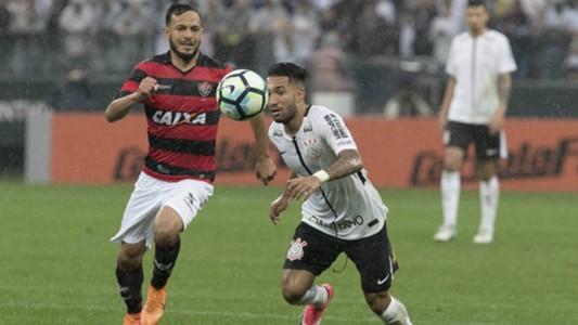 Clayson - Corinthians x Vitória - 19/08/2017