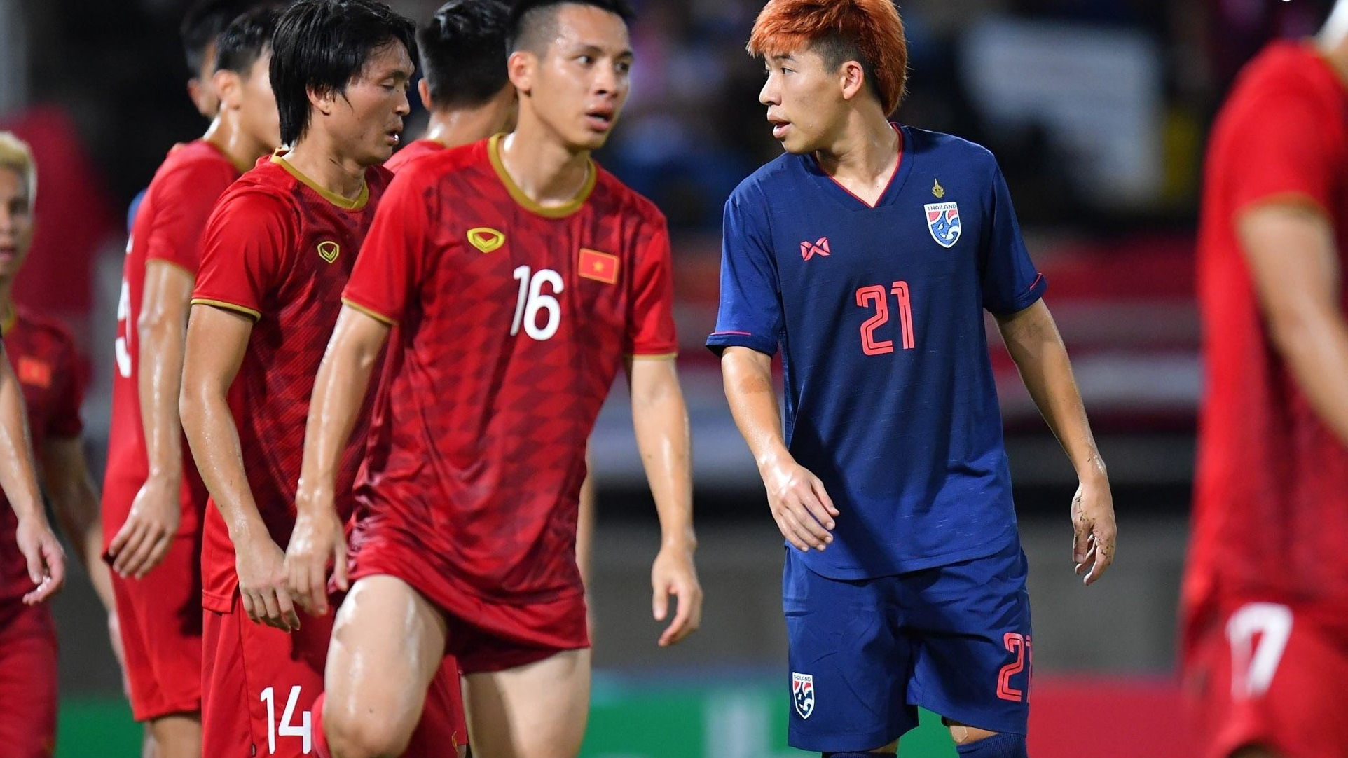 Do Hung Dung Thailand vs Vietnam 2022 FIFA World Cup qualification