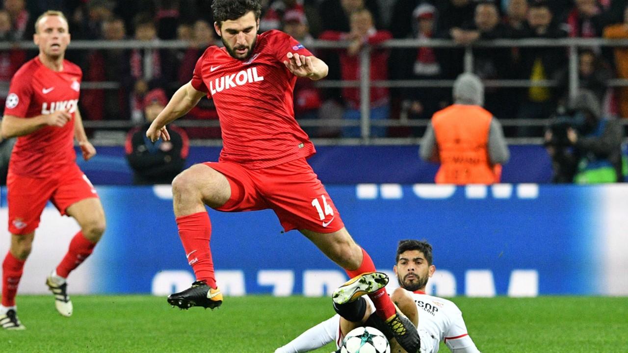 Resultado de imagen de Spartak de Moscú  3-0  CSKA de Moscú