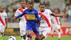 Cape Town City, Aubrey Ngoma & Free State Stars, Tamsanqa Teyise
