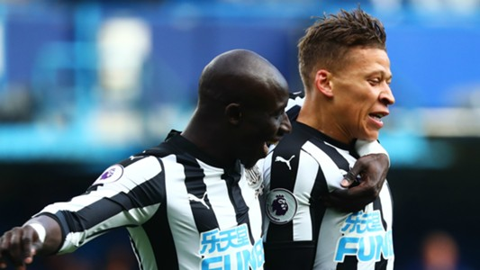 Chelsea - Newcastle: Mohamed Diame, Dwight Gayle