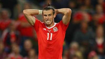 Gareth Bale Wales 02092017