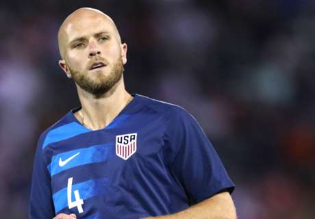 Bradley moves into third all time in USMNT caps